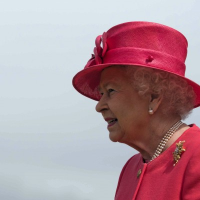 Queen Elizabeth II portrait photo