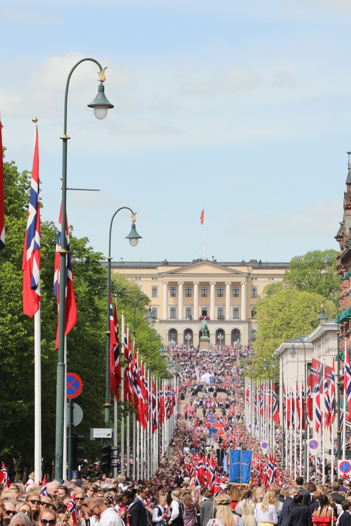 Childrens` parade on Norwegian Constitutional Day 17. th of May0R8A3119