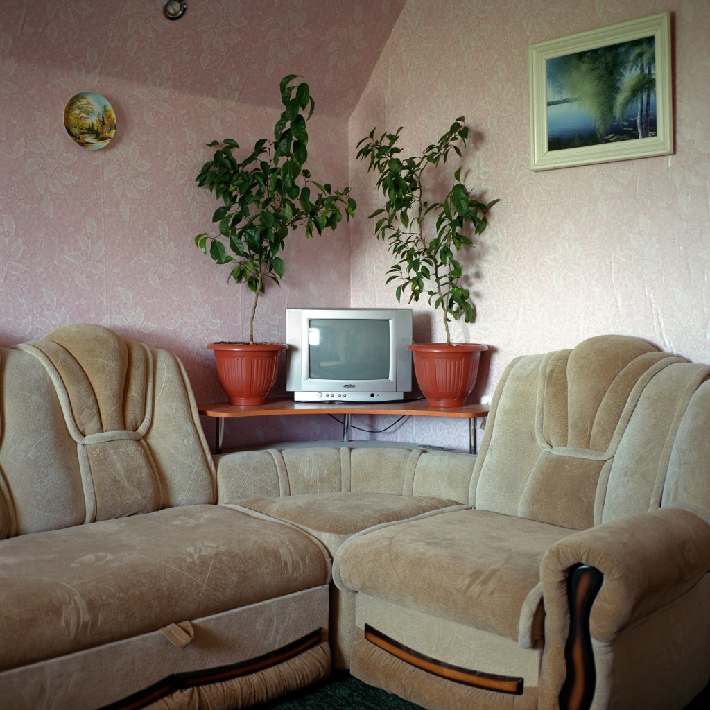 sofa's with plants